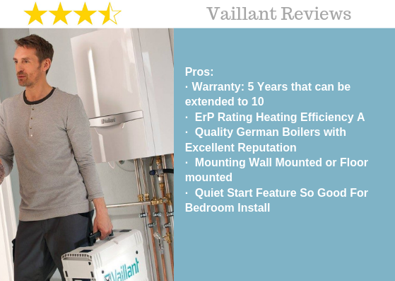 best vaillaint boiler review