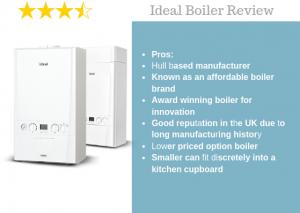 ideal vogue combi boiler review