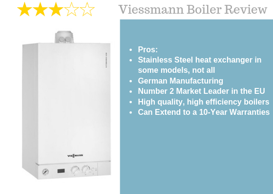 best viessmann boiler review 2019